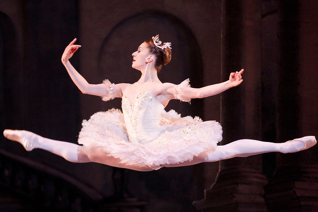 Marianela Nuñez in The Sleeping Beauty © ROH / Johan Persson 2011