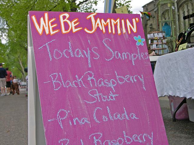 Judson Street Fest 2013 We Be jammin'