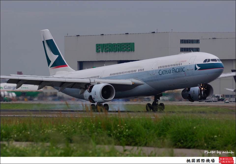 Cathay Pacific Airways B-LAC-001