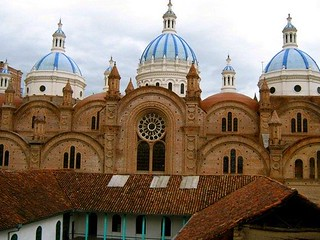Churches of Ecuador