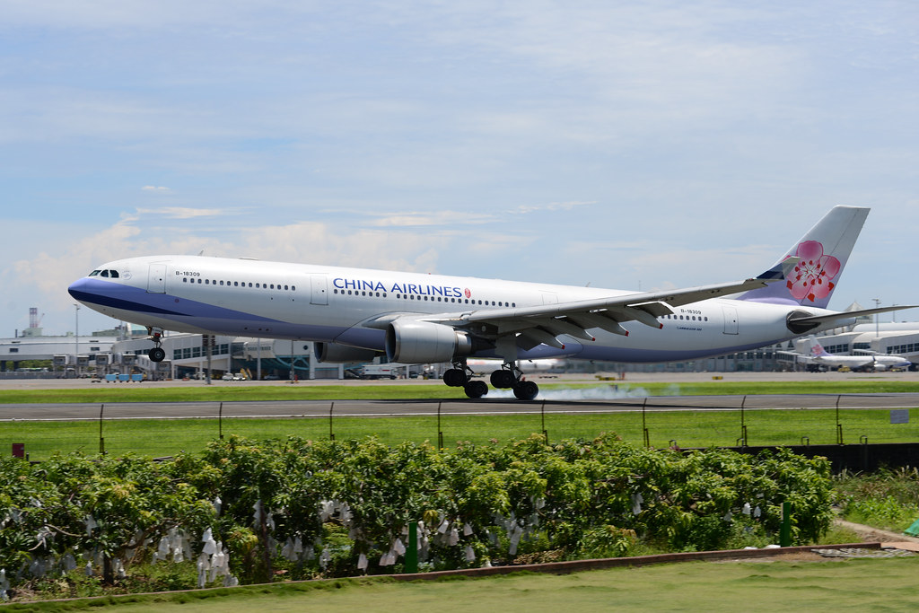 B-18309 China Airlines A330-300