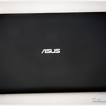 "Asus F201E 11,6"" Netbook - cover view"