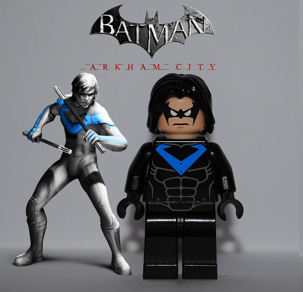 Arkham city nightwing
