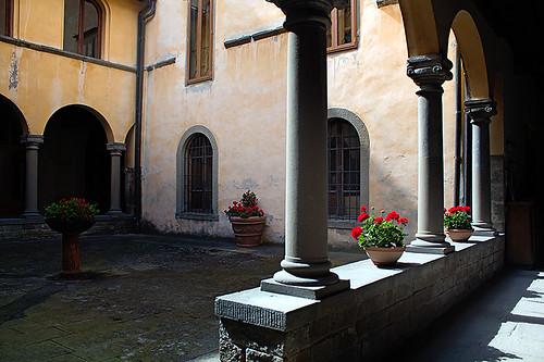 camaldoli klostret
