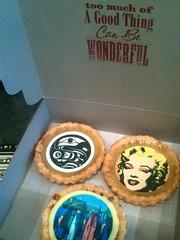 Tarts Bakery, ArtWalk South Granville 2013