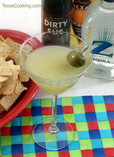What Makes a the Best Mexican-Martini