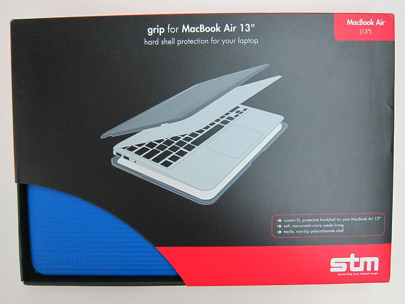 STM Grip for MacBook Air 13 Inch