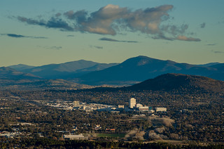 Imagen de Black Mountain Tower. canberra blackmountain telstratower