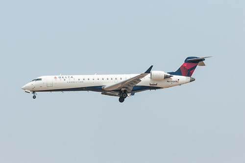 crj145型商务飞机