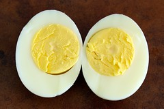 7-minute hard boiled egg