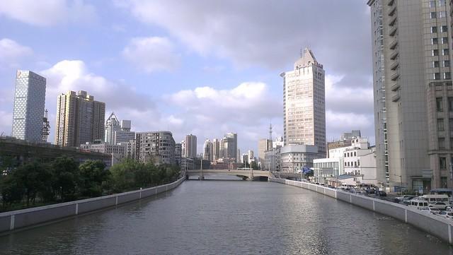 上海蘇州河