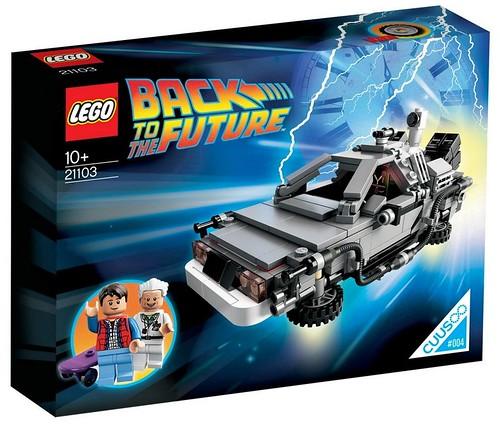 Lego Назад в будущее