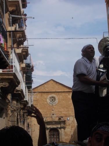 La chiesa di San Girolamo e la festa di San Calogero ad Agrigento