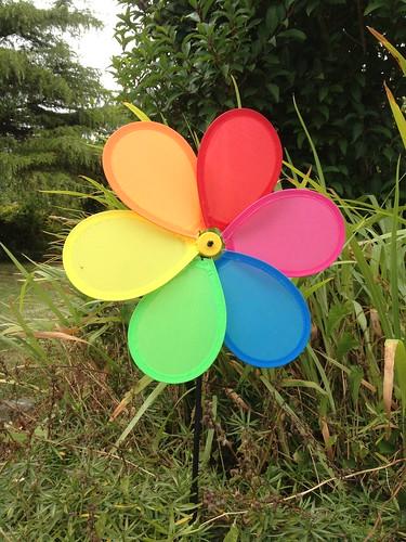Rainbow rainbow wWindmill