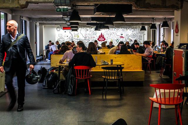 Campus London de Google en Londres