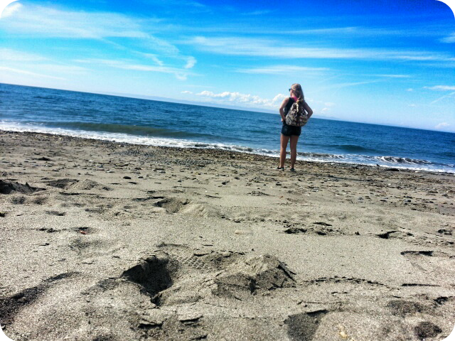 {phone pics} beach bound | saying goodbye