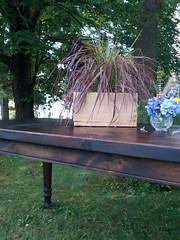 Crate as a descorative accessory