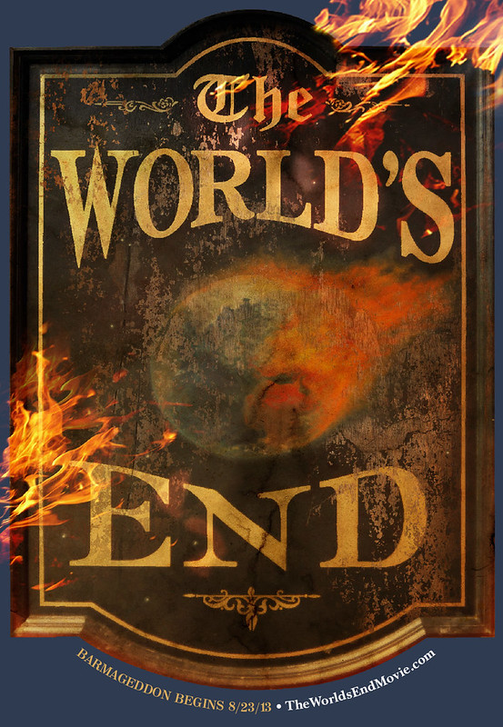 12. The World's End