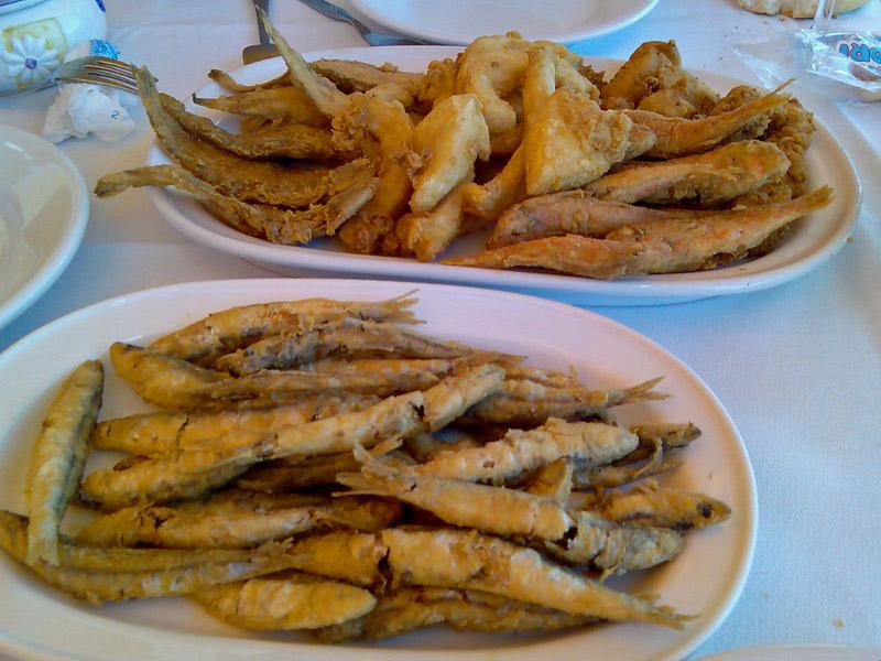 Pescaíto frito de Sanlúcar de Barrameda. Autor, Elfo Tófrafo