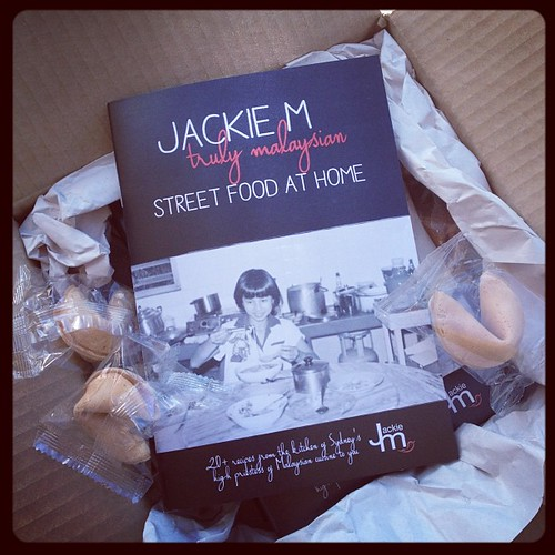 Not only am I so happy w how the @jackiemsydney cookbook turned out, I have a total crush on my printers ;D #fortunecookies in the box