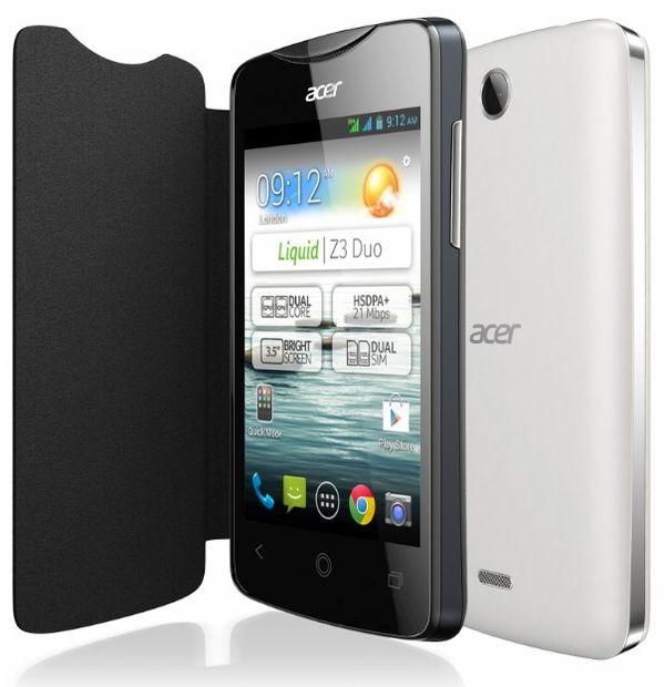 Смартфон Acer Liquid Z3