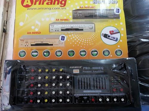 Bộ Ampli Karaoke giá cực rẻ! - 2