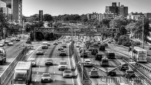 new york city white ny black train james highway day cityscape clear jamaica commute mta interstate expressway van lirr hdr briarwood dima 678 wyck photomatix d3100
