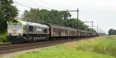 Griendtsveen Captrain 6601 richting Venlo