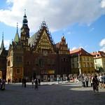 La grande piazza di Breslavia