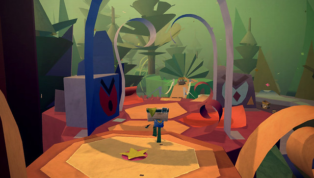 Tearaway - Screen 2