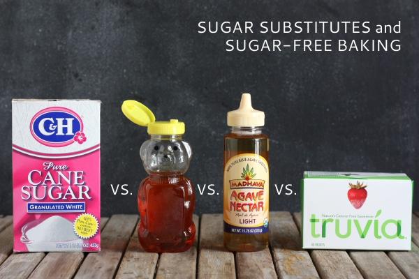 Sugar Substitutes and Sugar-Free Baking