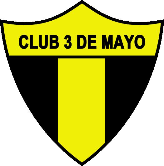 Escudo Club 3 de Mayo