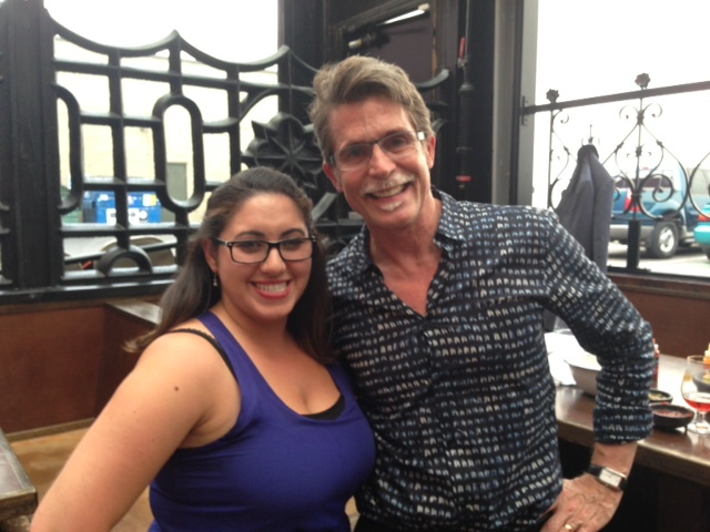 #Foodiechats in Seattle with Rick Bayless and Negra Modelo