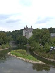 Castle in Durbuy