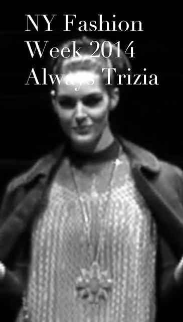 NY Fashion Week 2014 Always Trizia007
