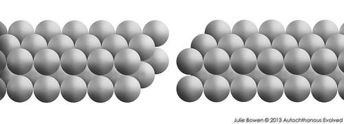 soldering: molecules