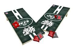 New York Jets Custom Cornhole Boards XL