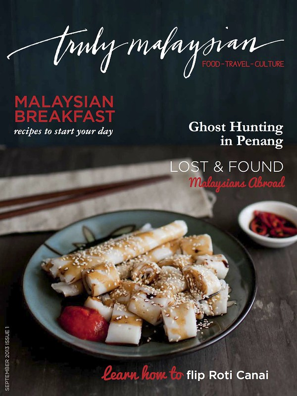 Truly Malaysian Cover - Issue 1