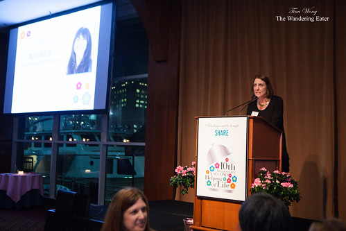 2013's A Second Helping Honoree: Dr. Stephanie V. Blank of NYU Langone Medical Center