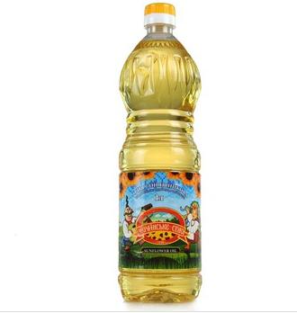 ¥26.9乌克兰乡村葵花籽油1L