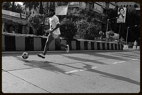 Football Marathon  2012 Carter Road Shot by Marziya Shakir 4 year old- by firoze shakir photographerno1
