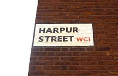 Harpur Street