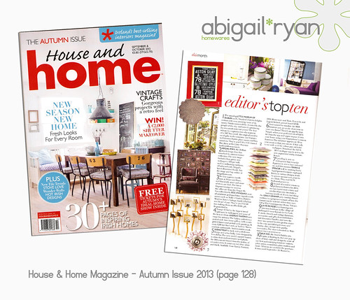 House & Home Magazine - Autumn 2013