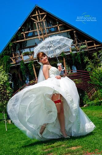 AllFocus Studio - Красиво, качественно, стильно! Свадьбы в Европе. > Необычные свадебные фото невест