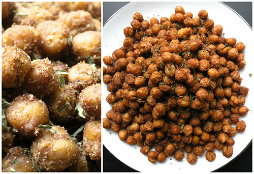 Mrs. Fields Secrets Roasted Chickpeas