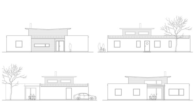 Smögen fasad