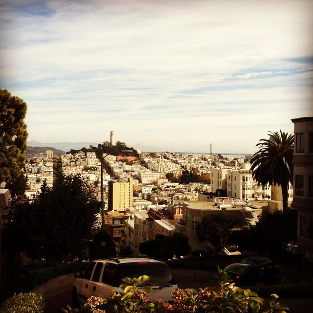 SF, you're so pretty.