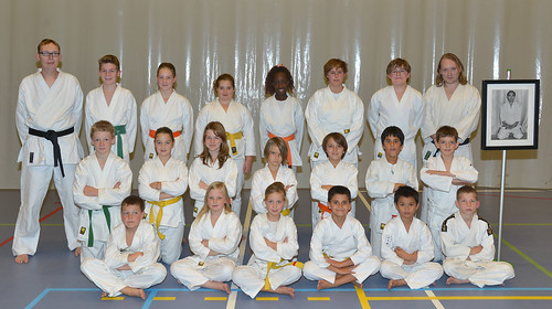 Jeugdafdeling Sai Sei Kan - Karate Oudenaarde