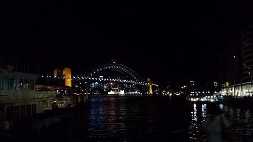 Sydney Night Skate