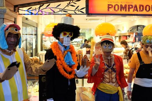 Yokohama Motomachi Halloween 2015